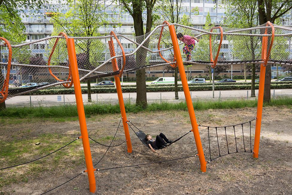 játszótér - Hollandia