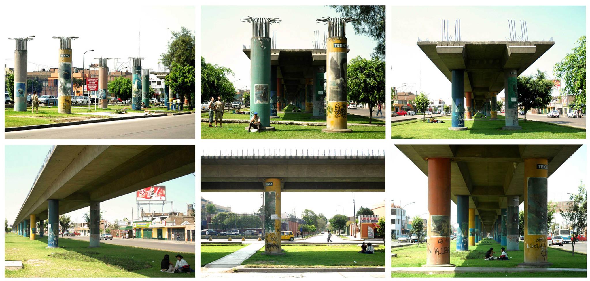 városi terek újrahasznosítása - Lima - Peru