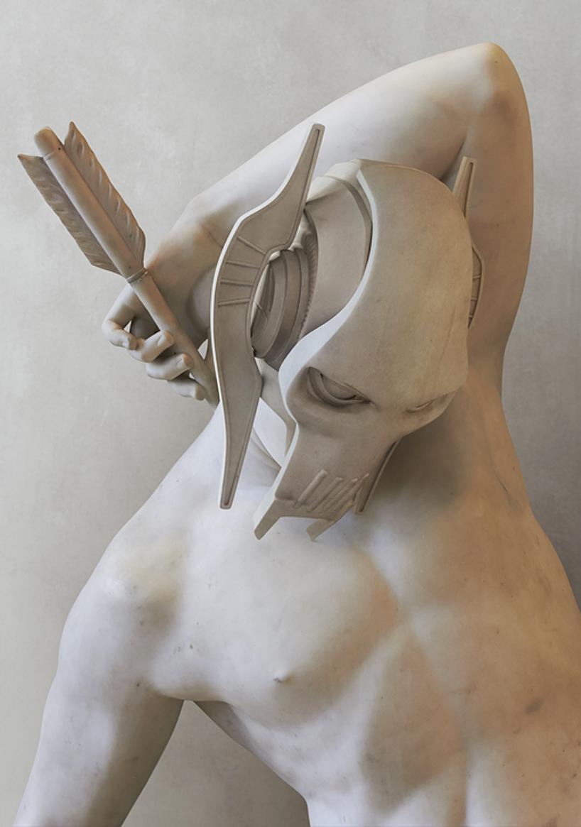 görög szobrászat - star wars