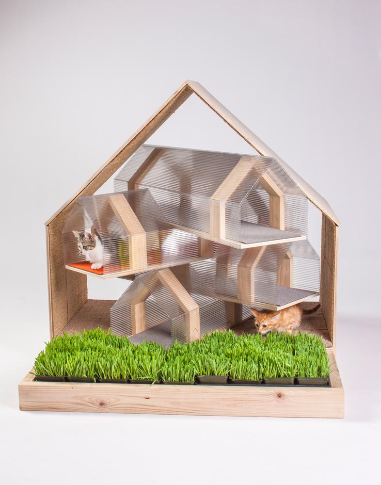 Házikók egymás hegyén-hátán. Mit gondolsz, van ehhez hasonló épület a nagyvilágban?