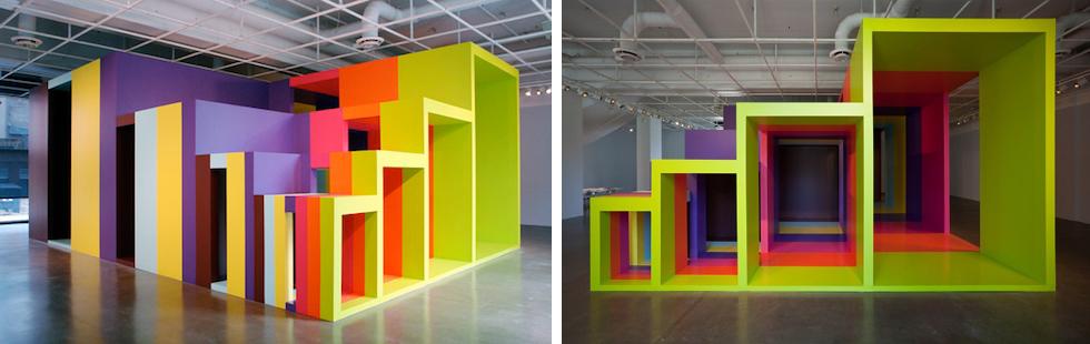Rodney LaTourelle képzőművész jellegzetes színes alkotásai adták az ötletet az egyik cicakuckóhoz. Melyikhez?