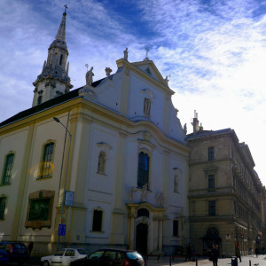 Belvárosi Ferences Templom - Ferenciek tere, Budapest