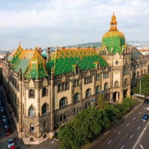 Iparművészeti Múzeum, Budapest