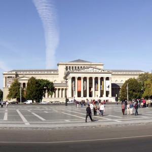 Szépművészeti Múzeum, Budaps