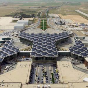 Queen Alia Nemzetközi Repülőtér - Amman, Jordánia