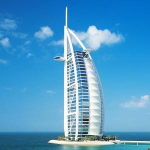 Burdzs al-Arab - Dubaj, Egyesült Arab Emírségek