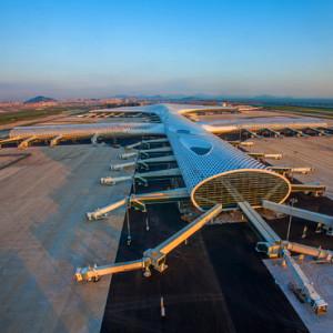 Bao\'an Nemzetközi Repülőtér - Shenzhen, Kína