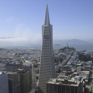 Transamerika piramis - San Francisco, Amerikai Egyesült Államok