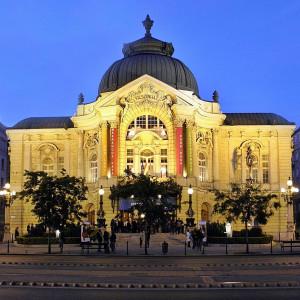 Vígszínház - Szent István körút, Budapest